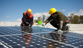 workers-installing-solar-panels