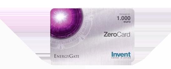 zero card